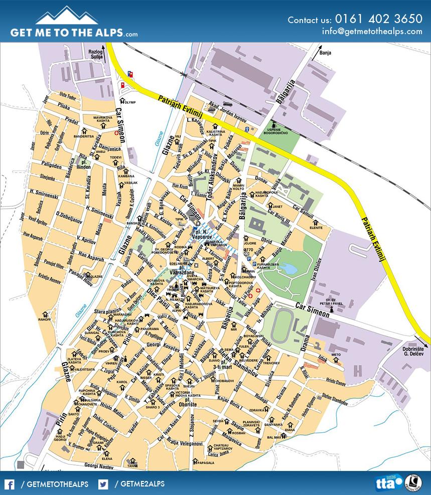 resort-bansko-town-map