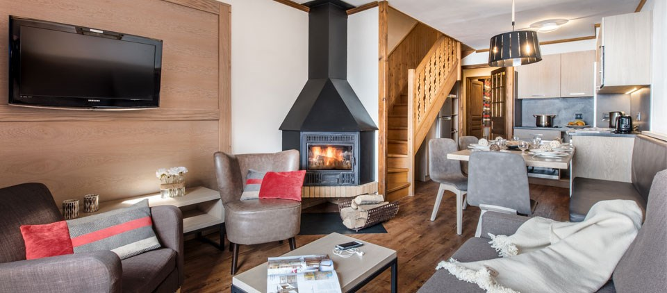 Picture of Village Montana apartments in Val Thorens