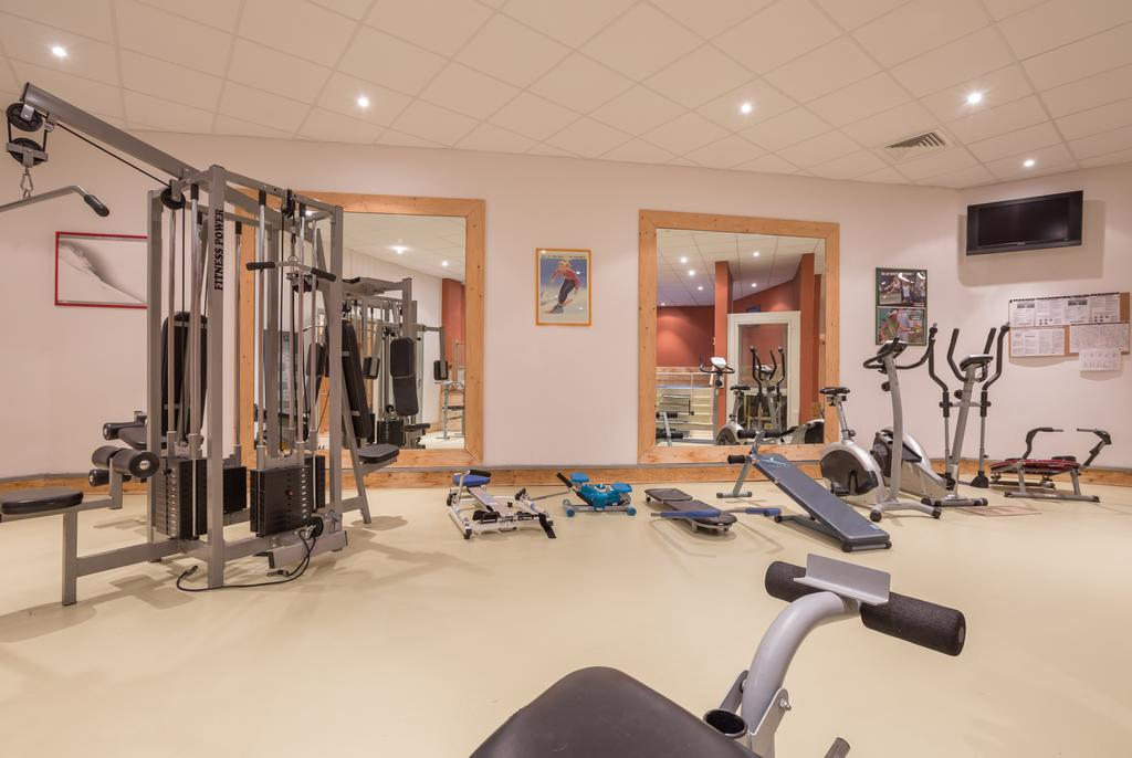 Picture of the fitness centre at Le Machu Pichu Val Thorens