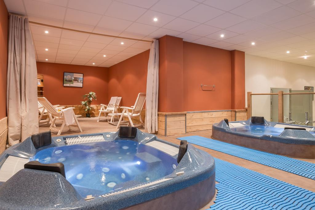Picture of the wellness centre at Le Machu Pichu Val Thorens