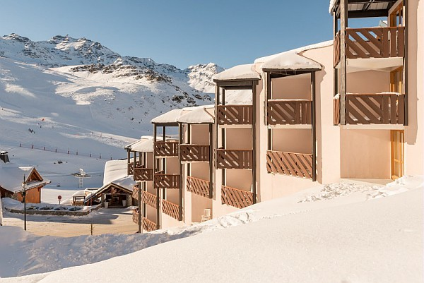 Picture of The Le Tikal Val Thorens Residence