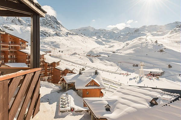 Picture of The Le Tikal Val Thorens View