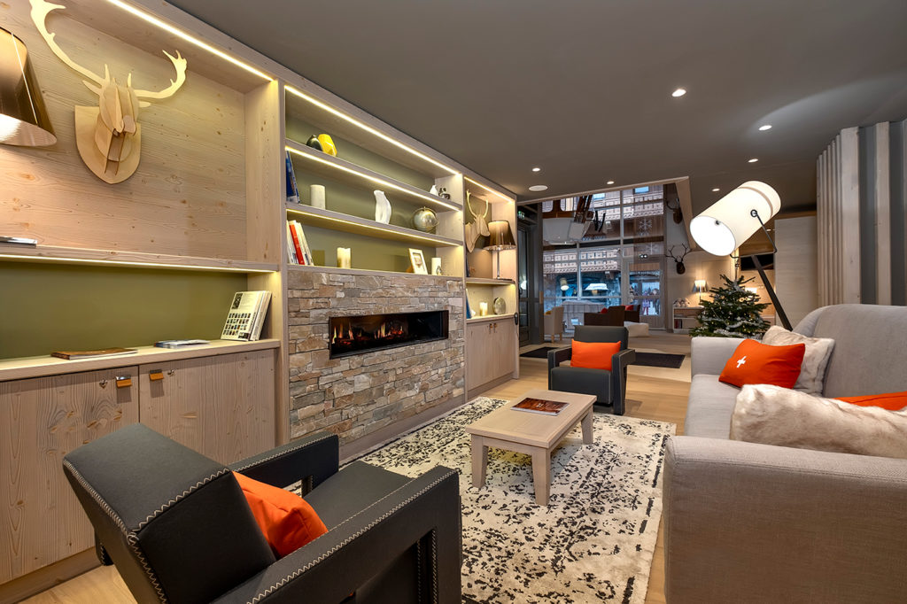 Picture of an example apartment at L'Hevana Meribel