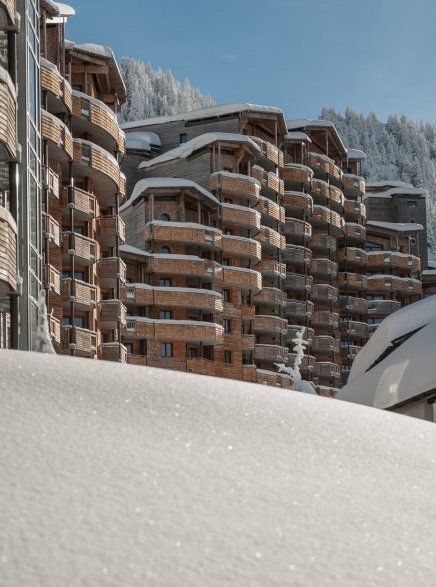 Picture of the Atria Crozats Avoriaz Exterior