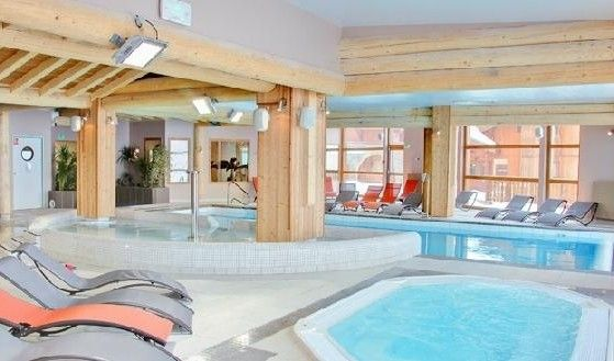 Image of the leisure area at Les Balcons de Val Thorens
