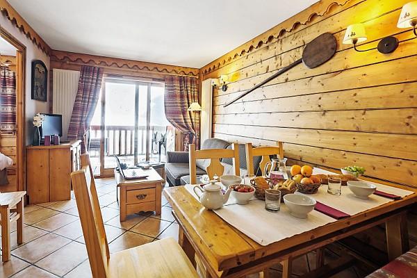 picture of the l'ecrin des neiges tignes apartment