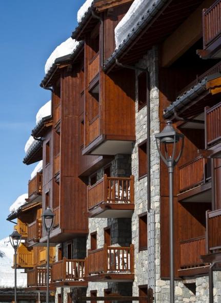 picture of the l'ecrin des neiges tignes exterior