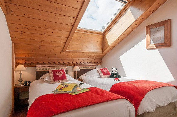 picture of la ginabelle chamonix single beds
