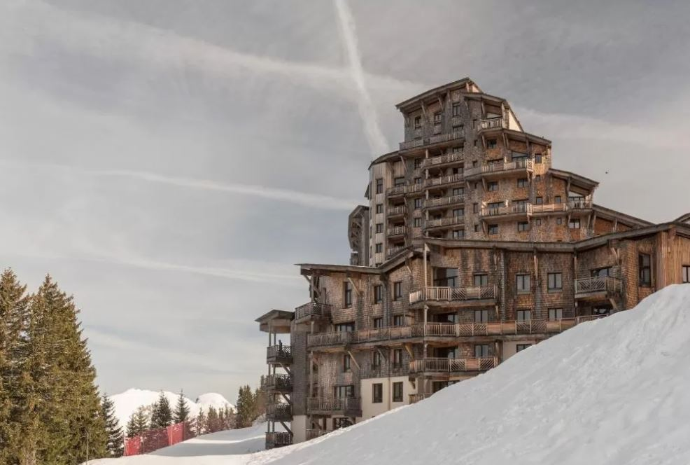 Picture of the L'Amara Avoriaz exterior