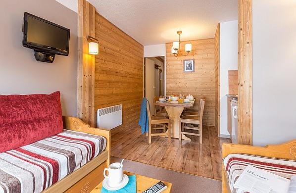 Picture of apartment in Les Sentiers du Tueda Meribel