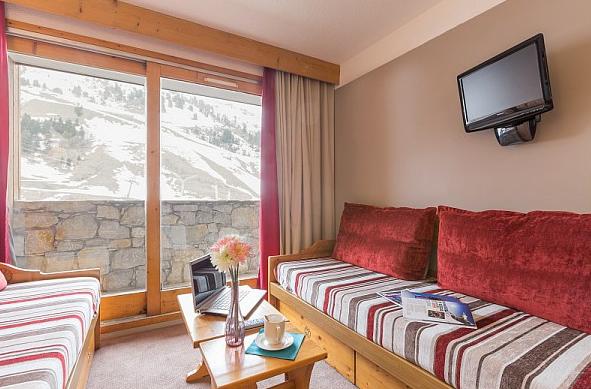 Picture of the sofa beds in Les Sentiers du Tueda Meribel