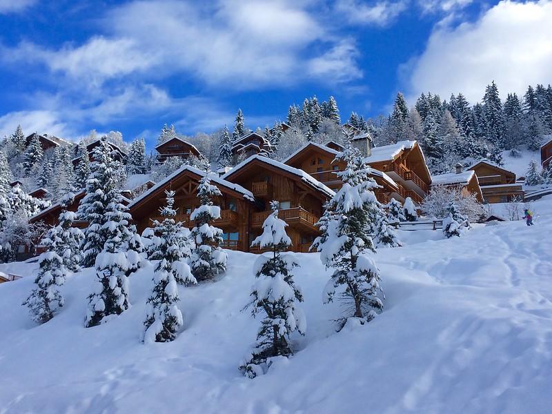 Meribel group ski holidays, image of accommodation