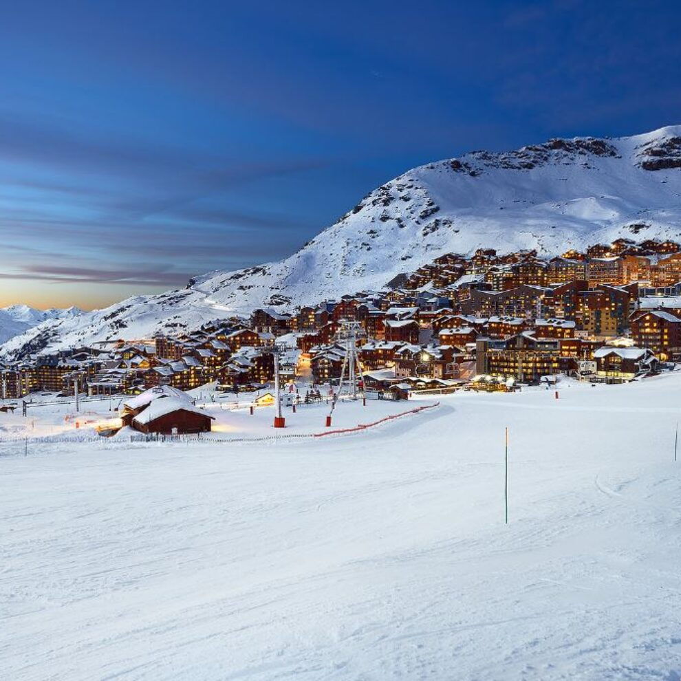 val thorens outside