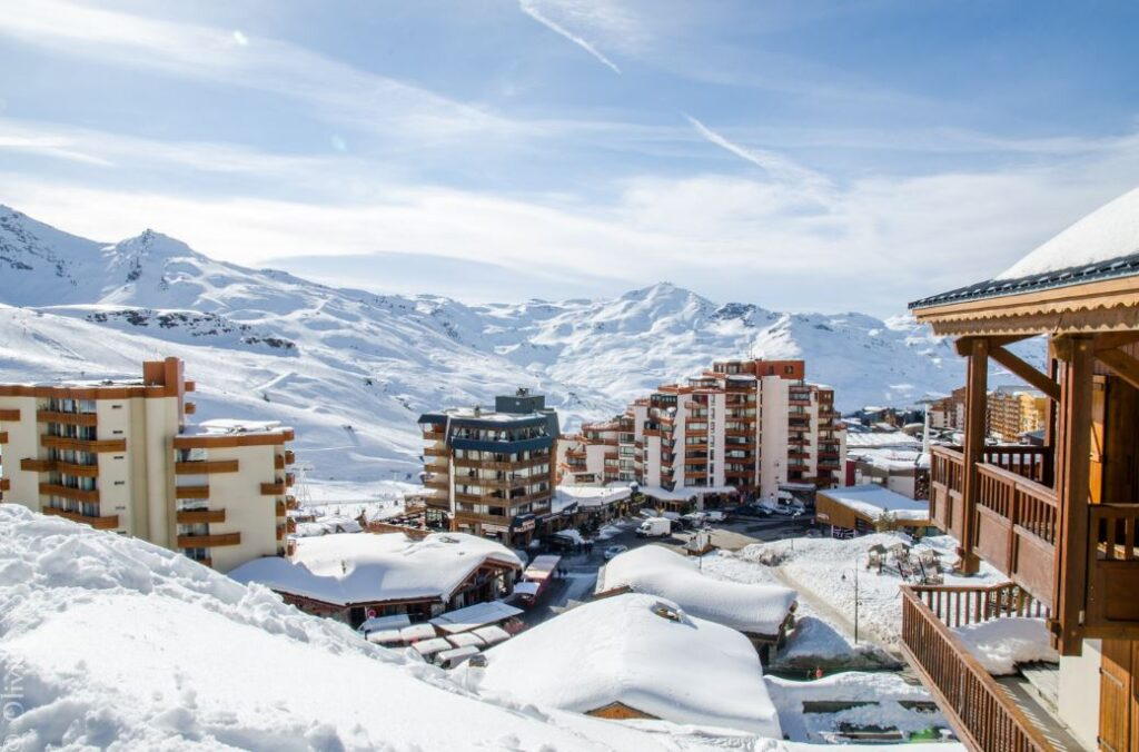 Picture of val thorens accommodation