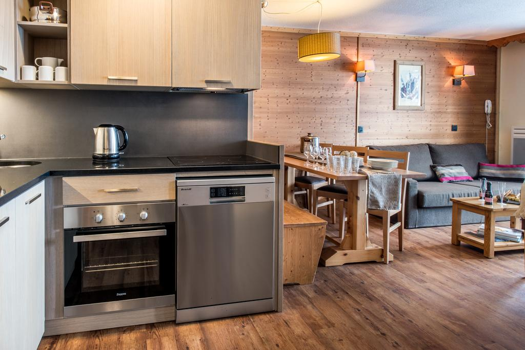 Picture of Kitchen in Village Montana Val Thorens