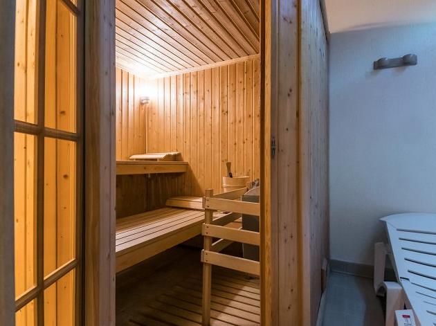 Sauna at Les Ravines Meribel
