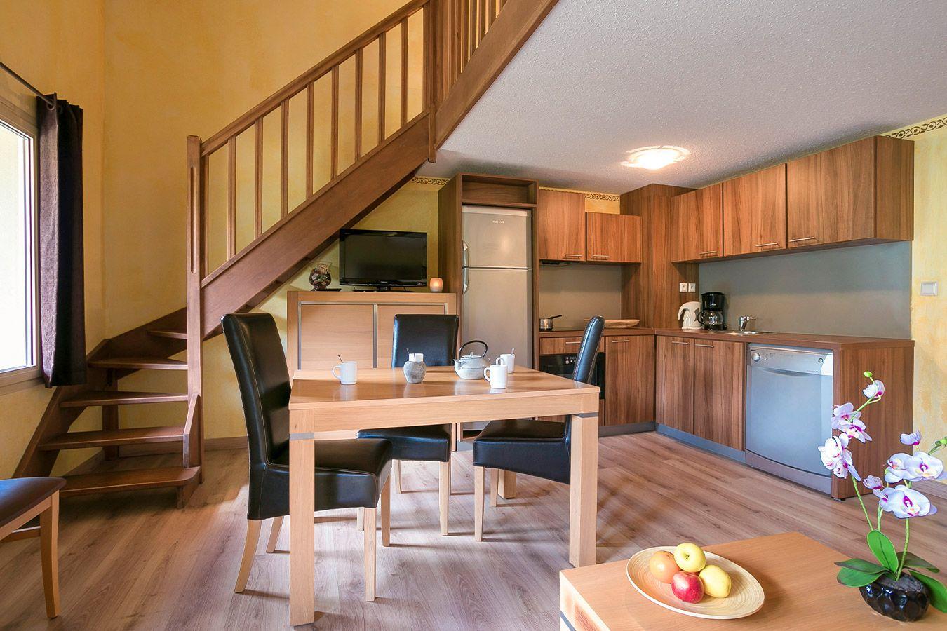 Ski apartment at Terrasses d'Isola Isola 2000